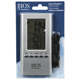 Bios Indoor/Outdoor Wired Digital Thermometer - 313BC