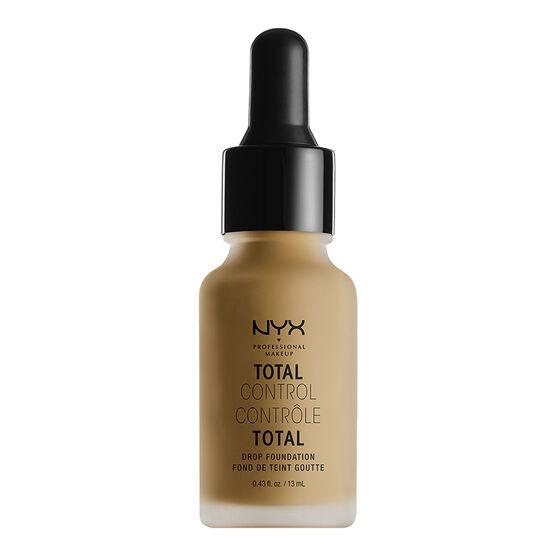 NYX Professional Makeup Total Control Drop Foundation - Caramel