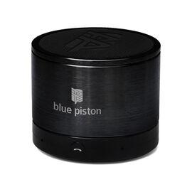 Logiix Blue Piston Bluetooth Speaker