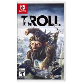 Nintendo Switch Troll and I
