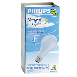 Philips 50/100/105W Natural Trilight