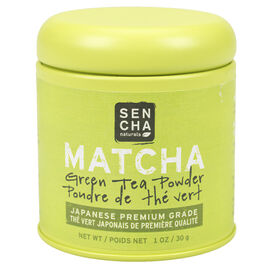 Sencha Naturals - Matcha Green Tea Powder - 30g