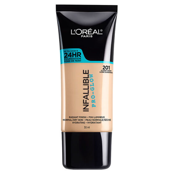 L'Oreal Infallible Pro-Glow Foundation - Sand Beige | London Drugs