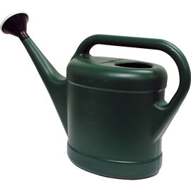 Green House Poly Watering Can - Green - 10L