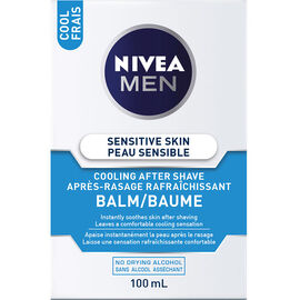 Nivea Men Sensitive Skin Cooling After Shave Balm - 100ml
