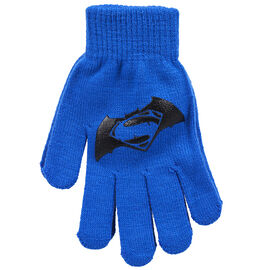 Dawn of Justice gloves - Blue - 7-10X