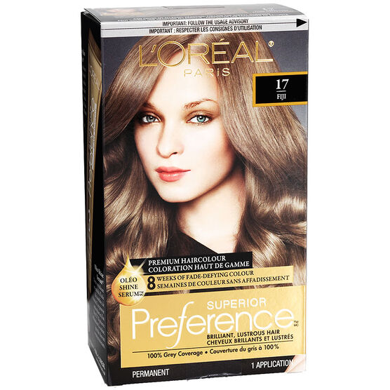 L Oreal Superior Preference Fade Defying Colour Amp Shine