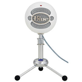 Bluemic Snowball USB Mic White