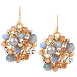 Haskell Cluster Earrings - Multi