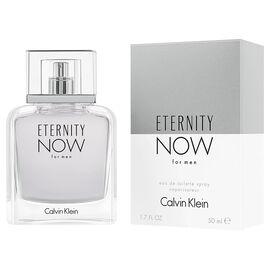 Calvin Klein Eternity Now for Men Eau de Toilette Spray - 50ml