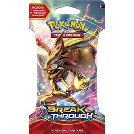 Pokemon XY8 Breakthrough Blister Pack - Assorted