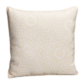 London Drugs Brocade Cushion - Assorted Colours - 43 x 43cm