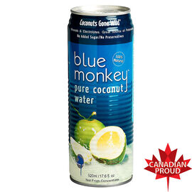 Blue Monkey Coconut Water - 520ml