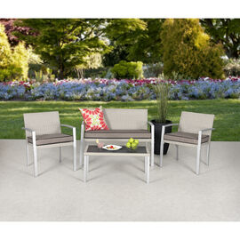 Polywood Lounger Patio Set - 4 piece