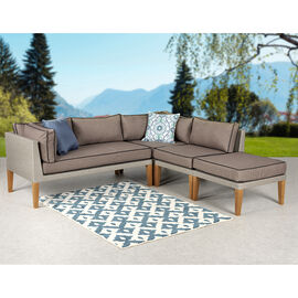 Polywood Conversation Set - 4 piece