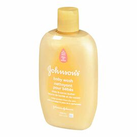 Johnson & Johnson Shea & Cocoa Butter Baby Wash - 444ml