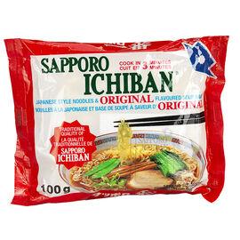 Sapporo Ichiban Noodles - Original - 100g