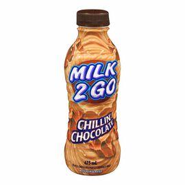 Dairyland Milk 2 Go - Chocolate - 473ml