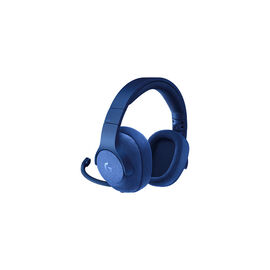 Logitech G433 7.1 Wired Surround Gaming Headset - Blue - 981-000681