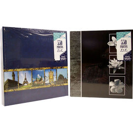 Pacific Trendz 550 Cap Ring Album Slip-In - 5UP/4X6
