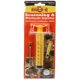 Mr. BBQ Marinade Injector - Yellow