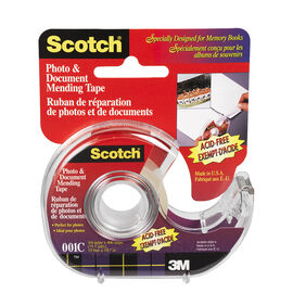 3M Scotch Photo & Document Tape