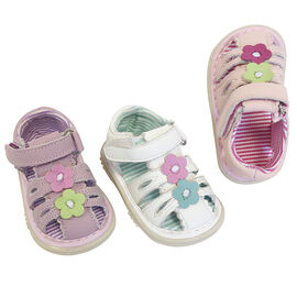 Outbaks Floral Sandals - Girls - Assorted