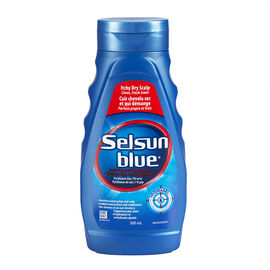 Selsun Blue Itchy Dry Scalp Anti-Dandruff Shampoo - 300ml