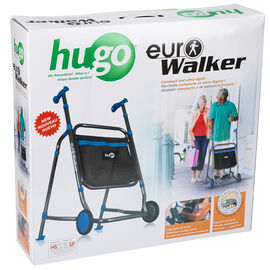 Hugo Euro Walker - Titanium Blue