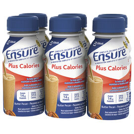 Ensure Plus Calories - Butter Pecan - 6 x 235ml