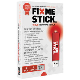 FixMeStick - Virus Removal Device
