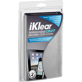 iKlear DMT Antimicrobial Microfiber Cloth Kit - IK-DMT