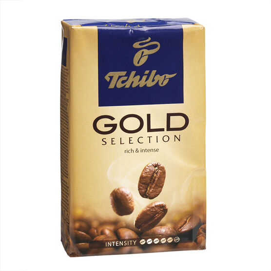 Tchibo Coffee - Gold Exclusive - 250g