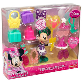 Fisher Price Disney - Minnie - Birthday Surprise