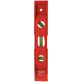 Task Magnetic Poly Torpedo Level - 9inch