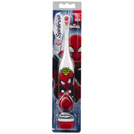 Arm & Hammer Spinbrush Kids Battery Toothbrush - Spiderman