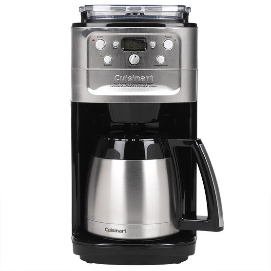Coffee Maker Cuisinart Brew And Grind : Cuisinart Grind & Brew Thermal Coffee Pot - DGB-900BC London Drugs