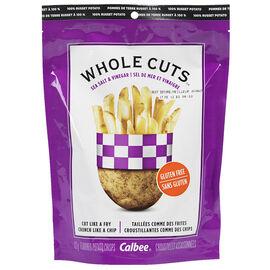 Calbee Whole Cuts - Sea Salt & Vinegar - 113g