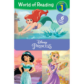 World of Reading Disney Princess: Level 1
