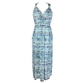 Lava Sleeveless Maxi Dress