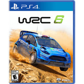 PS4 WRC6