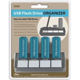 Pioneer USB Flash Drive Organizer - USB-4