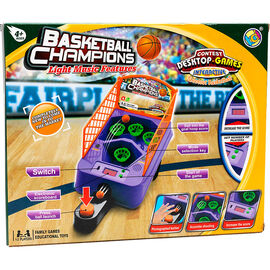 Basketball Champions Desktop Interactive Shootout Basketball Game