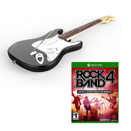 Xbox One Rock Band 4 - With Guitar