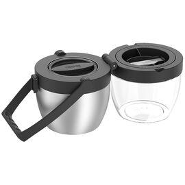 Thermos Food Jar with Spork - Stainless - 470