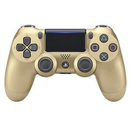PS4 DualShock 4 Wireless Controller - Gold - 3001819