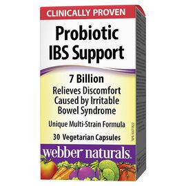 Webber Naturals Probiotic IBS Support - 30's