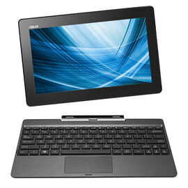 ASUS Transformer Book T100TAF 10.1-inch Tablet + Notebook - Dark Grey