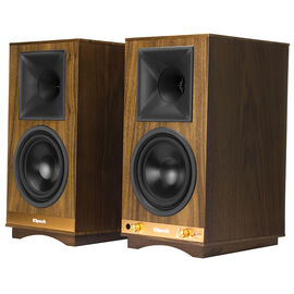 Klipsch The Sixes Self-Powered Speakers with Play-Fi - THESIXESW