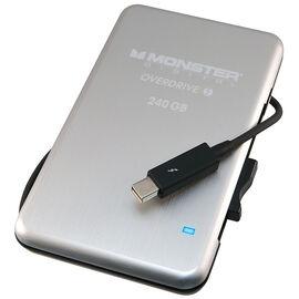 Monster 240GB OverDrive Thunderbolt SSD External Drive - SSDOT-0240-A